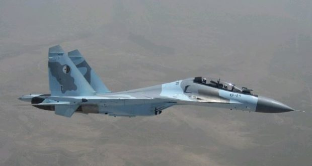 Crash of a Su 30 fighter in Algeria – New defence order. Strategy