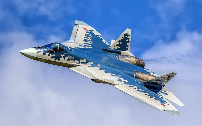 Sukhoi to Start Serial Production of Su-57 – New defence order ...
