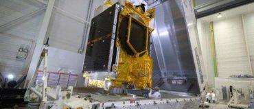 LaunchingS. Korea's First Military Satellite