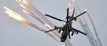 Modernised Ka-52M Makes its First Flight
