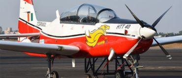 India to Purchase 106 HTT-40 Basic Training Aircraft