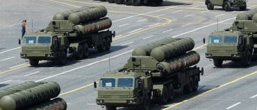 A Regiment in Khabarovsk Receives the S-400 System