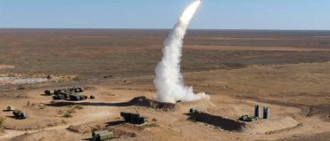 Combat Launch of S-400 System