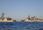 Naval Forces of Egypt & Spain Exercise in the Red Sea