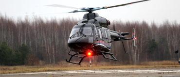 One Ansat Helicopter Delivered to Republika Srpska