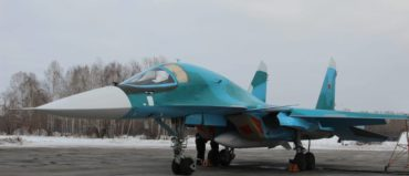 Sukhoi Fulfills Another Contract for Supplying Su-34 to MoD