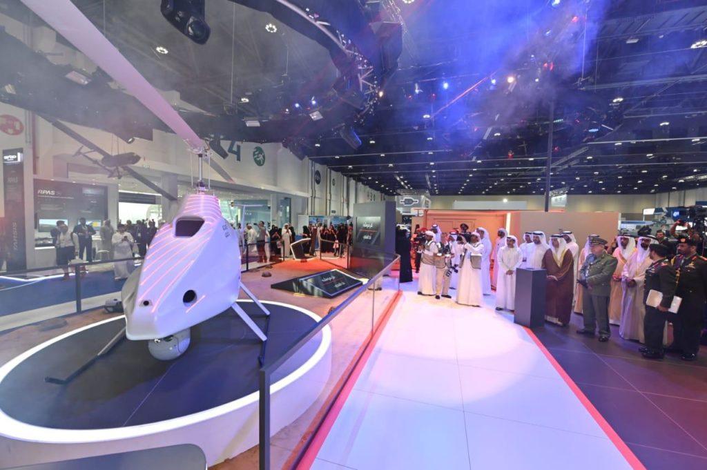 ADASI Garmoosha Drone Unveiling at UMEX 2020
