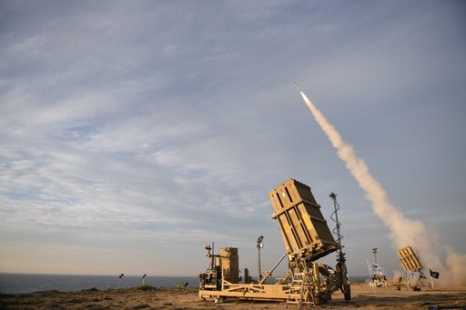 A New & Upgraded Version of the Iron Dome Tested – New Defence Order.  Strategy