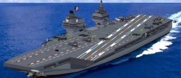 France's New Nuclear Aircraft Carrier