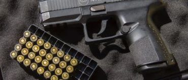 Aspid Pistol Passes Acceptance Tests