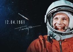 "60 Years in Space Since Gagarin's ""Poekhali!"""