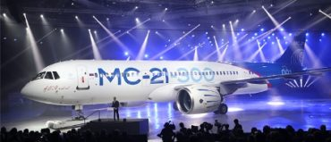 MC-21 Serial Deliveries to Start in 2022