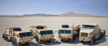 US Army Awards Oshkosh Defense FHTV IV Contract Extension