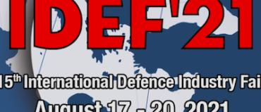 IDEF 2021 Postpond to August