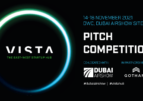 Call for Submissions for Disruptive Startups to Join VISTA pitch competition at DSA