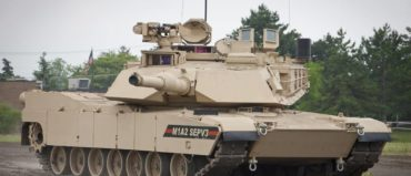 Polish Army to be equipped with Abrams Tanks by next year