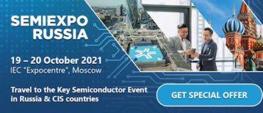 SEMIEXPO Russia 2021 Coming in October