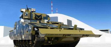 Rheinmetall Unveils New Lynx Combat Support Vehicle