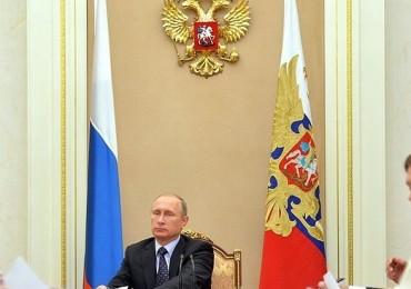 Владимир Путин проведет заседание Комиссии по ВТС с иностранными государствами