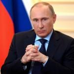Владимир Путин в Кремле