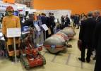 Международная выставка «Робототехнические комплексы и системы»