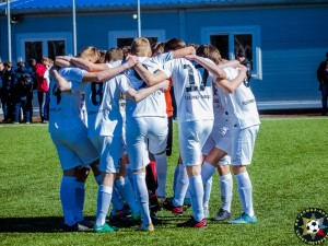 Юные футболисты ФК Алмаз Антей