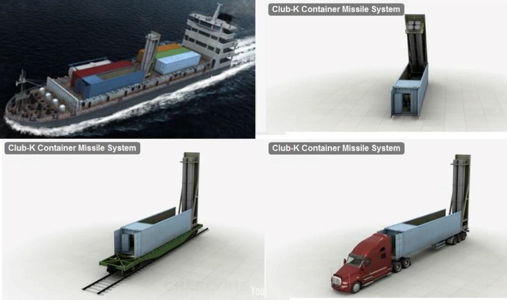 Комплекс может быть применен с наземных стартовых позиций, морских, железнодорожных и автомобильных платформ