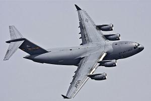 Boeing C-17 Globemaster III – базовый военно-транспортный самолет вооруженных сил США