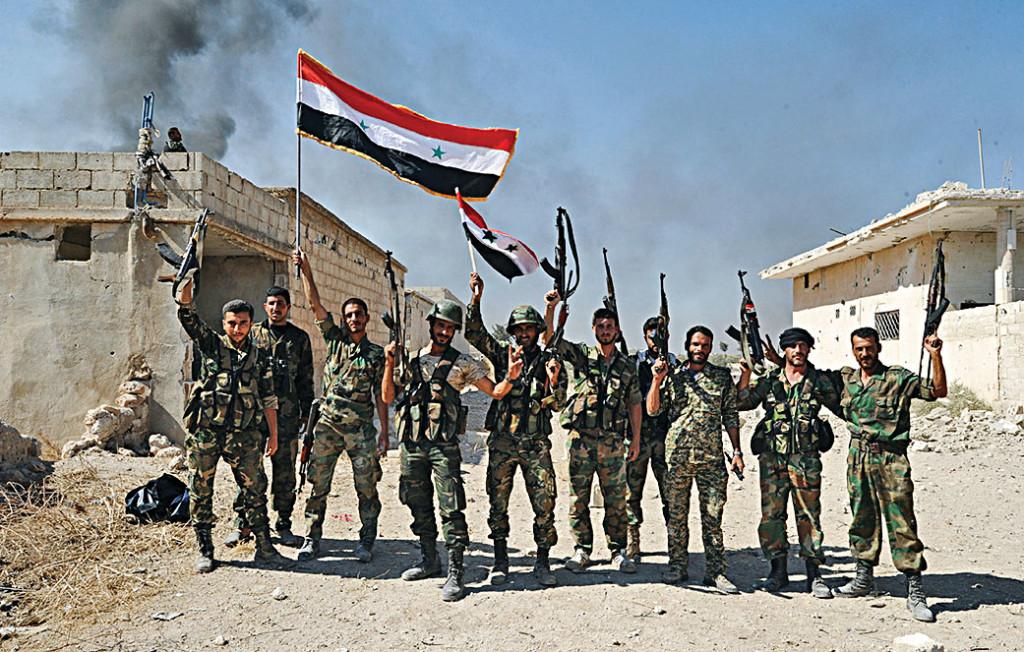 Новый оборонный заказ_2016-№2_Судьба Сирии