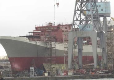Недостроенные фрегаты проекта 11356 будут достраиваться