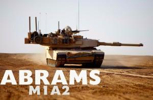 Танк Абрамс М1 США ABRAMS