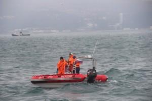 Крушение Ту-154 в Черном море- МЧС