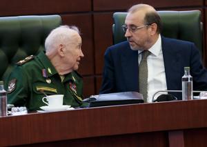 Заседание Общественного совета при Минобороны РФ