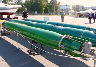 Российские подводные лодки вооружаются новыми и модернизированными торпедами
