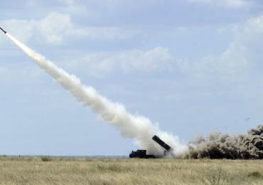 Шоу для юного зрителя: Украинские ракеты «Ольха» и «Гром-2»