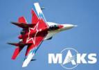 Пилотажные группы Воздушно-космических сил России выступят на МАКС-2017