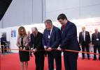 25-27 апреля 2017 года в Москве, в МВЦ «Крокус Экспо» прошла 20-я Международная выставка «ЭкспоЭлектроника»