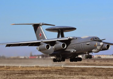 Первый полет предсерийного авиарадара А-100 состоится в декабре 2017 года