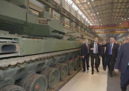 Уралвагонзавод: танки и не только