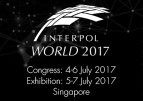INTERPOL World 2017: Fostering Innovations For Future Security Challenges. Congress: 4-6 July, Exhibition: 5-7 July.