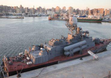 Спрос на российские военные корабли растет в геометрической прогрессии