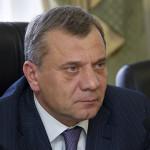 Зам министра обороны Юрий Борисов