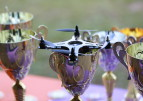 Грандиозное шоу беспилотников пройдет 10 июня на аэродроме в Алферьево