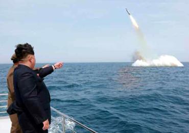 КНДР прокачивает ракеты
