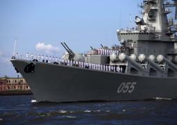 Главный морской парад: как Петербург отметил День ВМФ
