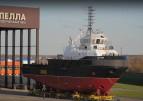 Балтийский флот пополнился универсальным буксиром ледового класса