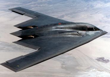 Китай создаёт стратегический бомбардировщик «невидимку»