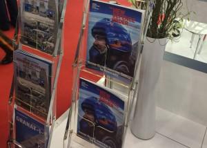 Журнал Новый оборонный заказ.Стратегии - на авиашоу в Дубае