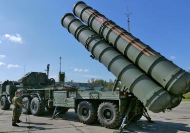 Минобороны получило третий полк ЗРС С-400