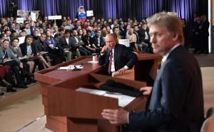Пресс-конференция Владимира Путина_14.12.2017
